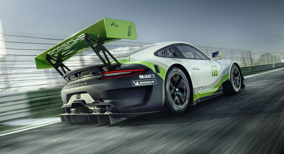 Еще скорее икомфортнее: Представлен трековый Порш 911 GT3 R2019