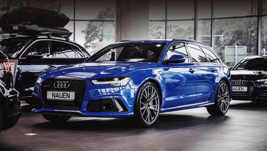 Audi a6,Audi rs6,Audi rs6. Первые снимки «живого» универсала из лимитированной прощальной серии опубликовал в Фейсбуке немецкий дилер Autohaus Nauen.