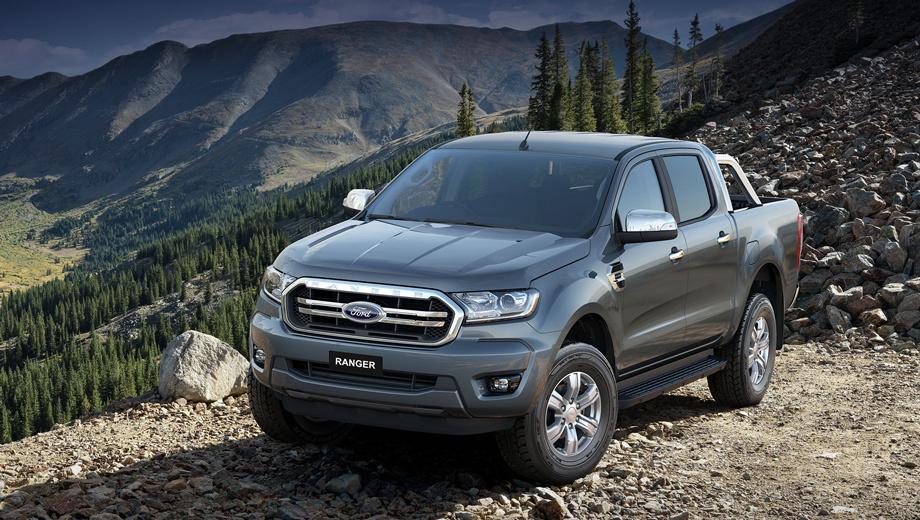 Ford ranger,Ford everest. Производство глобальной модели Ford Ranger продолжится на заводах в Таиланде, ЮАР, Аргентине и Вьетнаме. Продажи обновлённой машины стартуют с Австралии во второй половине 2018 года, а затем начнутся поставки на остальные рынки.