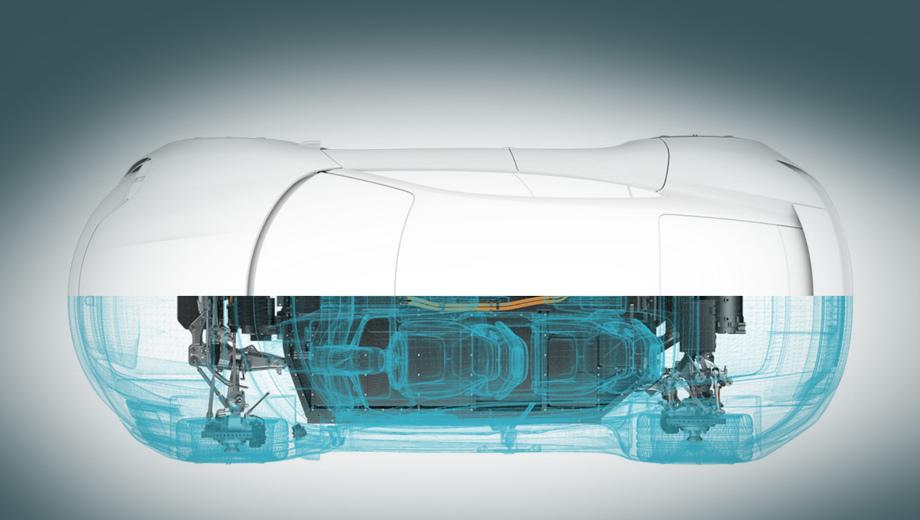 Электрокар Porsche Mission E будет сравним с Панамерой по цене