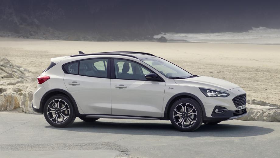 Ford mach 1. У нового Фокуса есть приподнятая версия Active, а в будущем может появиться электрический вариант. Соединить одно с другим? Теоретически это возможно, но фордовцы хотят создать нечто обособленное, а не просто ещё одну модификацию.