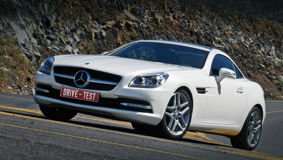 Mercedes slk,Mercedes slk_dt. Родстер Mercedes SLK нового поколения — это унисекс-имидж с использованием мотивов SLS AMG и техническая модернизация, которая в данном случае не так важна для успеха.