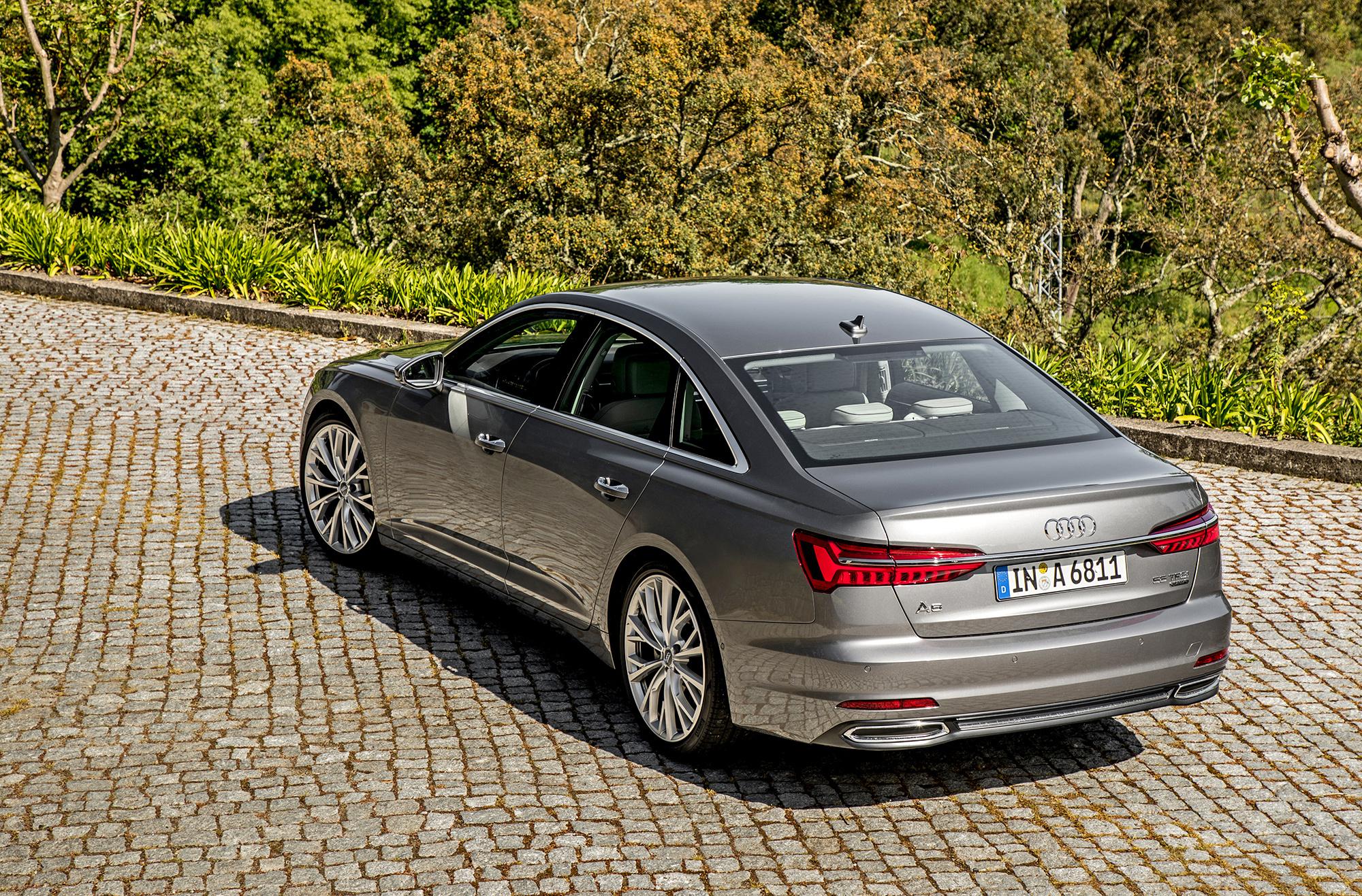 Audi A6 в 2017 году станет еще элегантнее