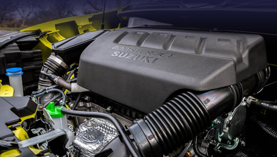 Компания Toyota поможет Suzuki в разработке эффективных моторов