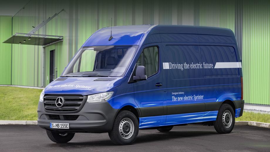 Mercedes sprinter,Mercedes esprinter. В Европе можно будет сделать заказ через несколько месяцев, а первые экземпляры поступят к покупателям во второй половине 2019-го.