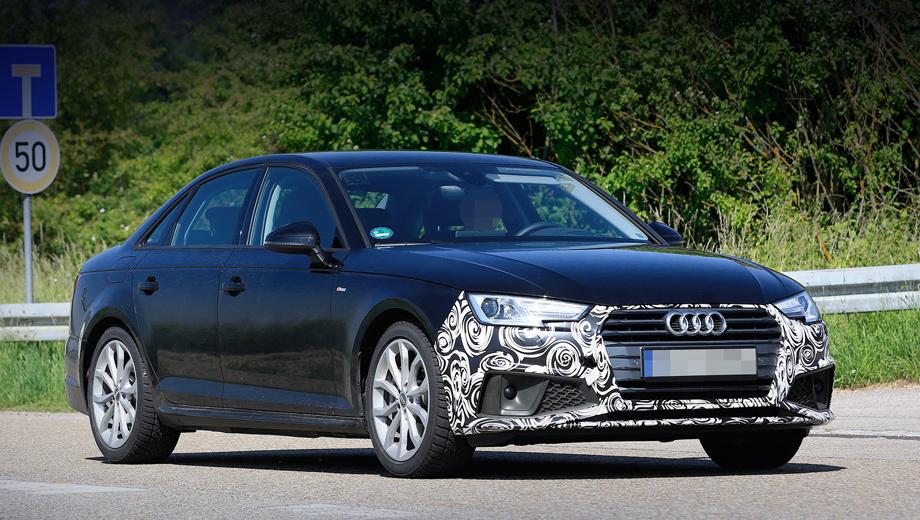Audi a4. В 2017 году Audi A4 по продажам в Европе (146 006 штук) уступила только модели Mercedes C-класса (176 915), хотя BMW третьей серии наступает им на пятки (129 053). По слухам, рестайлинговые Audi A4 и A4 Avant представят на Парижском автосалоне в октябре этого года.