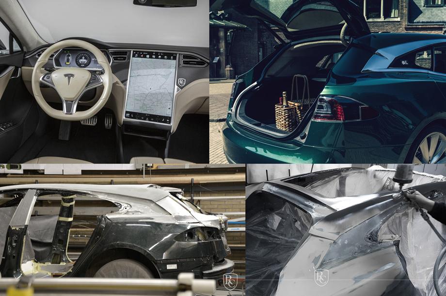 Tesla Model Sпревратили вуниверсал
