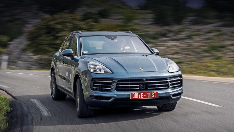Porsche cayenne,Porsche cayenne hybrid. Cayenne E-Hybrid заметно дороже, чем Cayenne S: от 6 934 000 рублей против 6 521 000. На российском рынке оба «в базе» оснащены пневмоподвеской.