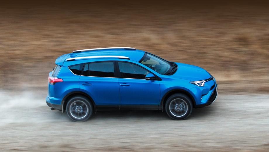 Toyota rav4. Речь идёт о RAV4 уходящего поколения. Ещё есть в продаже дизельные Авенсисы, но должны убрать и их. Сохраняют свои дизели Verso, Hilux, Proace и Land Cruiser. Неясно только, на какой срок.
