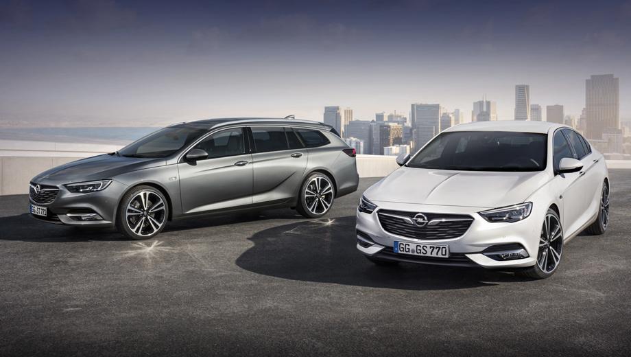 Opel insignia. Первыми систему получили хэтчбек Grand Sport, универсалы Sports Tourer и Country Tourer, а также оспортивленные версии GSi. Другие модели присоединятся к «клубу» в конце этого года и в 2019-м.