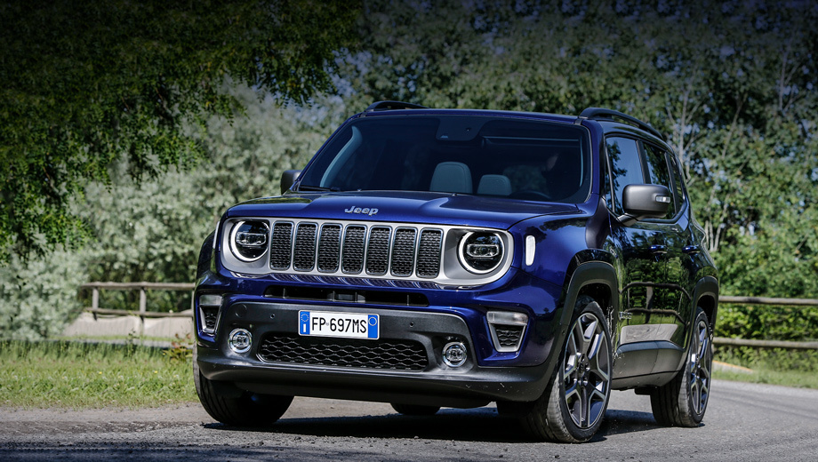 Компания Jeep обнародовала тизер джипа Jeep Renegade