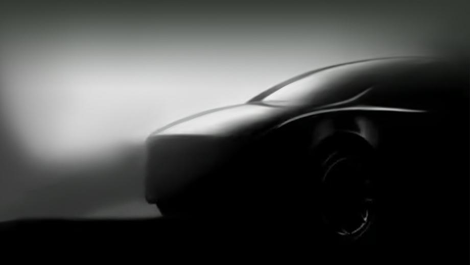 Tesla model y. Этот эскиз позволяет оценить, насколько гармоничным получится Y. Пока линии не впечатляют, масштабирование «икса» в меньшую сторону не лучшим образом сказалось на пропорциях.