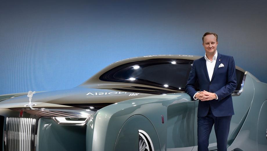 Rollsroyce phantom,Rollsroyce cullinan. Концепт Rolls-Royce Vision Next 100 (2016 год), автономный электромобиль, остается одной из самых запоминающихся работ Тейлора. Сейчас уроженцу Великобритании 50 лет.