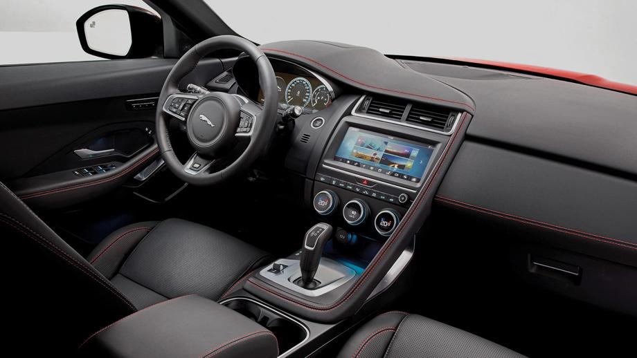 Паркетник Jaguar E-Pace обзавелся самой доступной версией