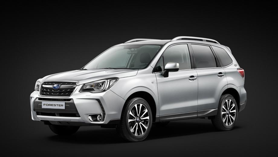 Subaru forester. «Данная комплектация станет последней из возможных для заказа машины с механической коробкой передач» — уточняет производитель.