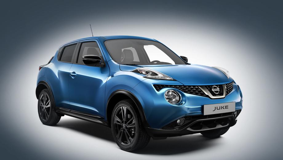 Nissan juke. Комплектации Джука в нашей стране различаются лишь оснащением. Техника без альтернативы: 117-сильный мотор 1.6, вариатор и передний привод. Тут может что-то поменяться только после выхода нового поколения.