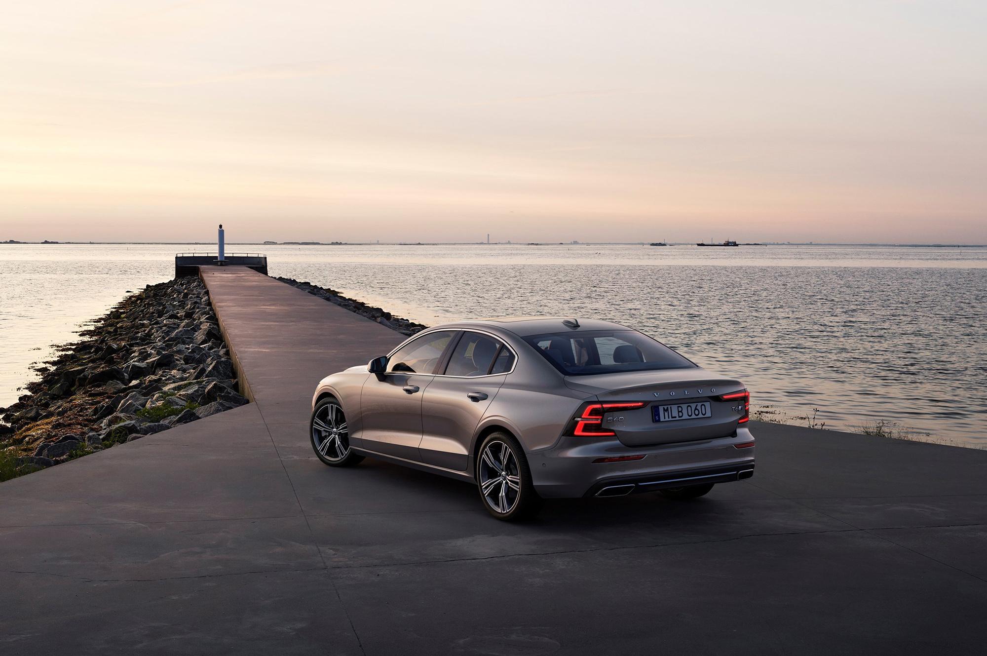 Новый спортседан Volvo S60 порадует россиян в 2019 году ...