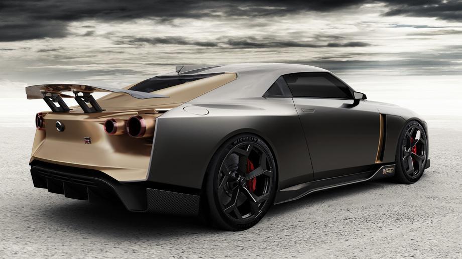 Italdesign представит особую версию Ниссан GT-R вГудвуде