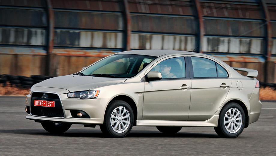 Mitsubishi lancer,Mitsubishi i miev,Mitsubishi lancer_dt. Лансер первого поколения, который появился 38 лет назад, за круглоглазое лицо прозвали «лягушкой». Десятая генерация выпускается с 2007 года и прозвища не имеет. Во всяком случае президенту Mitsubishi Motors о кличке ничего не известно.