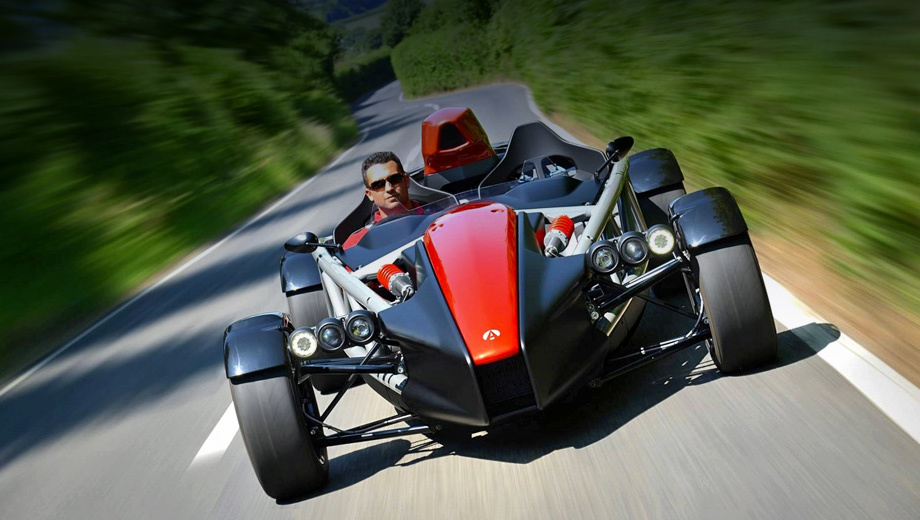 Ariel представила новый каркасный спорткар версии Atom 4