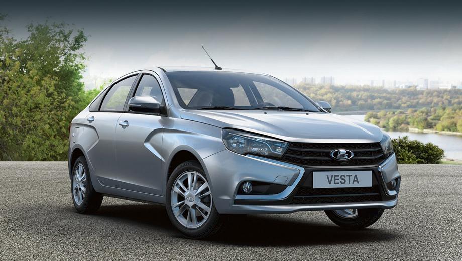LADA VESTA СЕДАН – новое поколение автомобилей LADA
