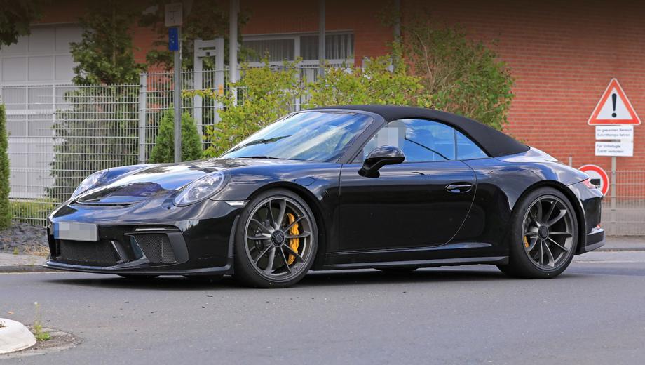 Porsche 911,Porsche 911 gt3,Porsche 911 gt3 cabrio. Нет никаких гарантий, что такая версия 911-го попадёт на конвейер. Однако на сто процентов исключать это мы бы не стали.