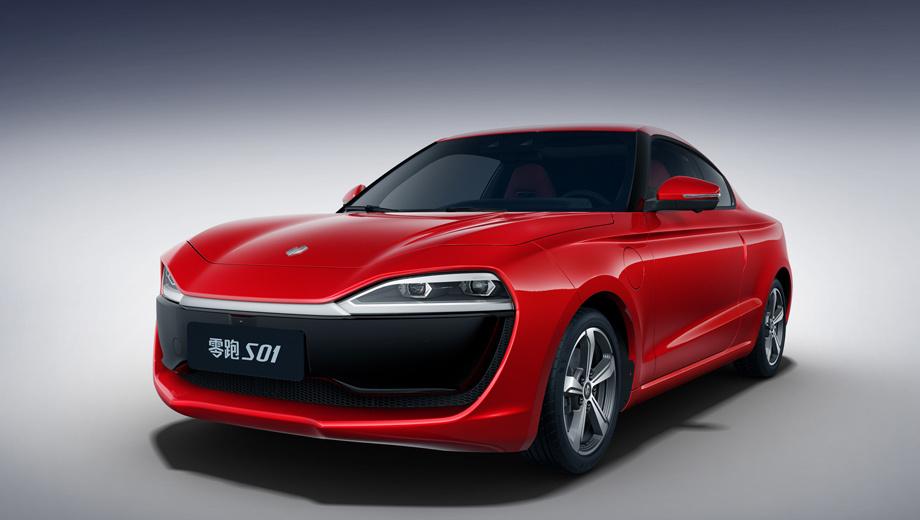 Компания Leap Motor пообещала два новых электрокара