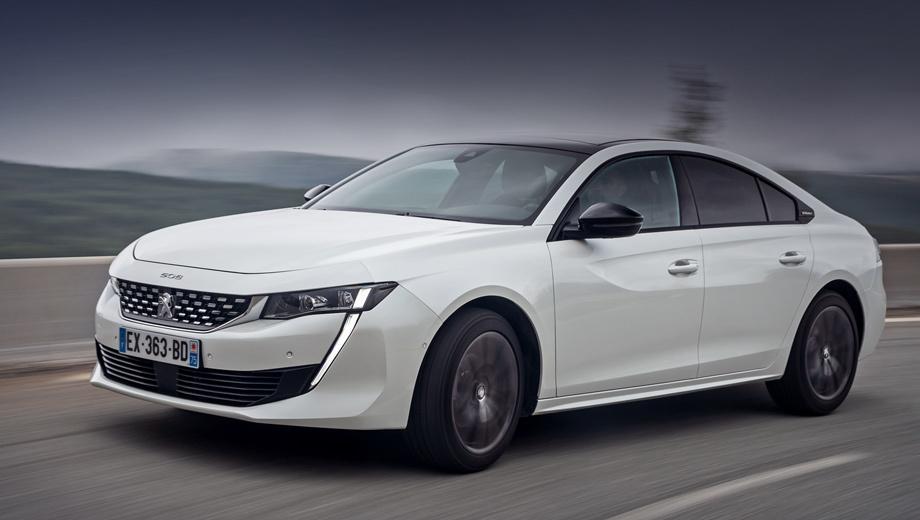 Peugeot 508,Peugeot 508 gt. Гибридный Peugeot 508 GT будет доступен на европейском рынке с кузовом хэтчбек или универсал. А пока в Старом Свете предлагаются обычные модификации по цене от 31 250 евро. Для сравнения, за седан Mazda 6 просят 27 950 евро, а за BMW 318i ― 33 400 евро.