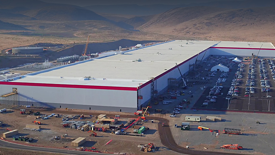 Tesla ведёт переговоры остроительстве завода вевропейских странах