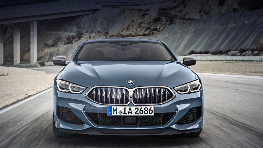 Bmw 8,Bmw 8 gran coupe. Премьера и старт продаж BMW Gran Coupe восьмой серии намечен на 2019 год. По слухам, седан будет на пять-семь тысяч евро дороже купе, то есть за M850i xDrive попросят около 130 тысяч евро. Для сравнения, Porsche Panamera 4S стоит 115 тысяч евро, а Mercedes-AMG GT 63 4Matic+ ― 150 000.