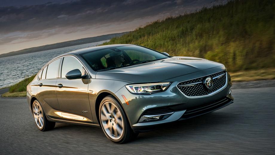 Buick regal,Buick regal avenir. Продажи пятидверки Buick Regal Avenir стартуют в США осенью 2018 года, цены объявят тогда же. По неофициальной информации, новинку оценят примерно в $37–38 тысяч, что дороже Регала в богатом исполнении Essence на пять-шесть тысяч долларов.