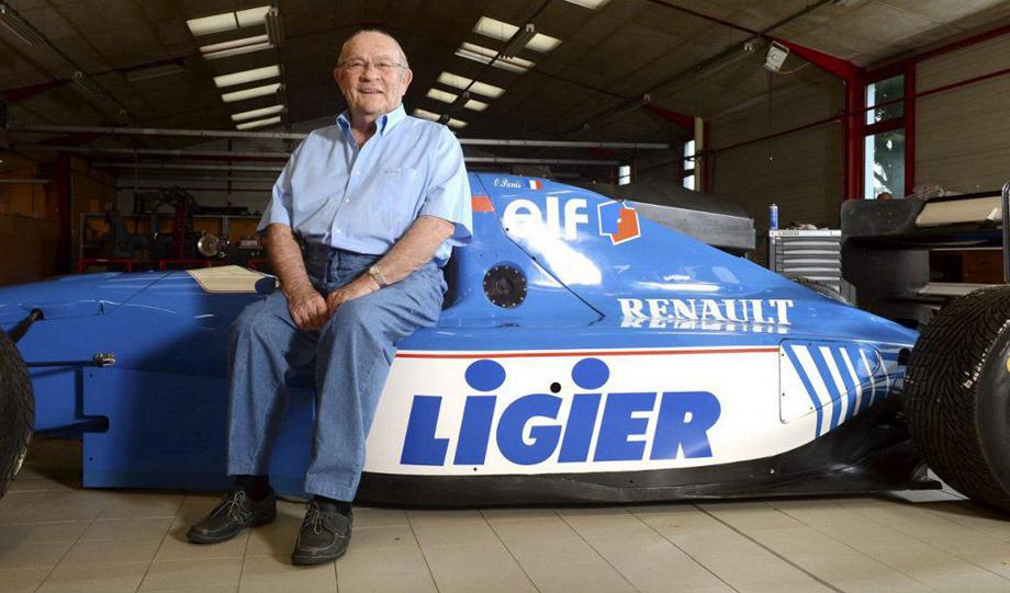 Французская Ligier отметит 50-летие дорожным спорткаром