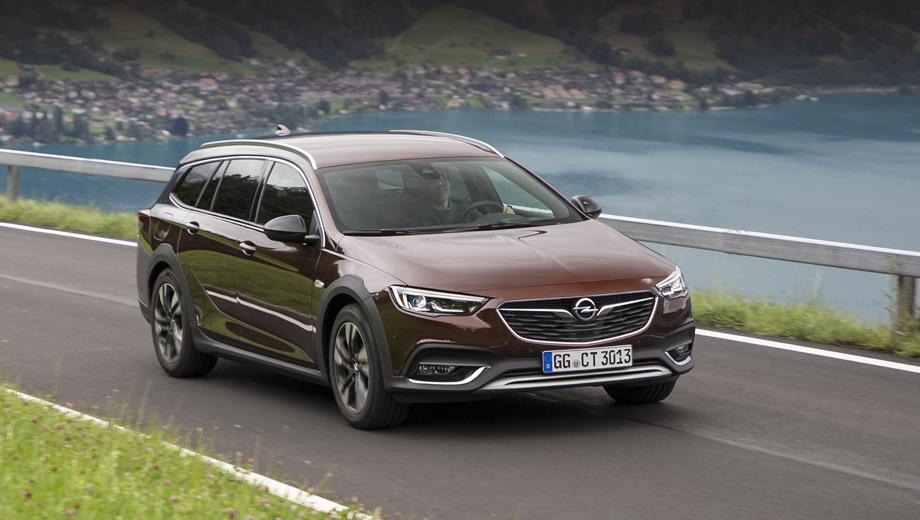 Opel insignia. Новый двигатель можно сочетать с двумя коробками передач на выбор: с шестиступенчатой «механикой» или шестидиапазонным «автоматом».