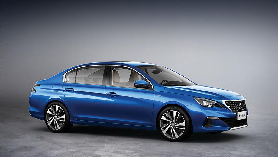 Peugeot 408. Реформа не отразилась на габаритах но мы напомним их чтобы сравнить с нашей четырёхдверкой длина — 4750 мм, ширина — 1820, высот