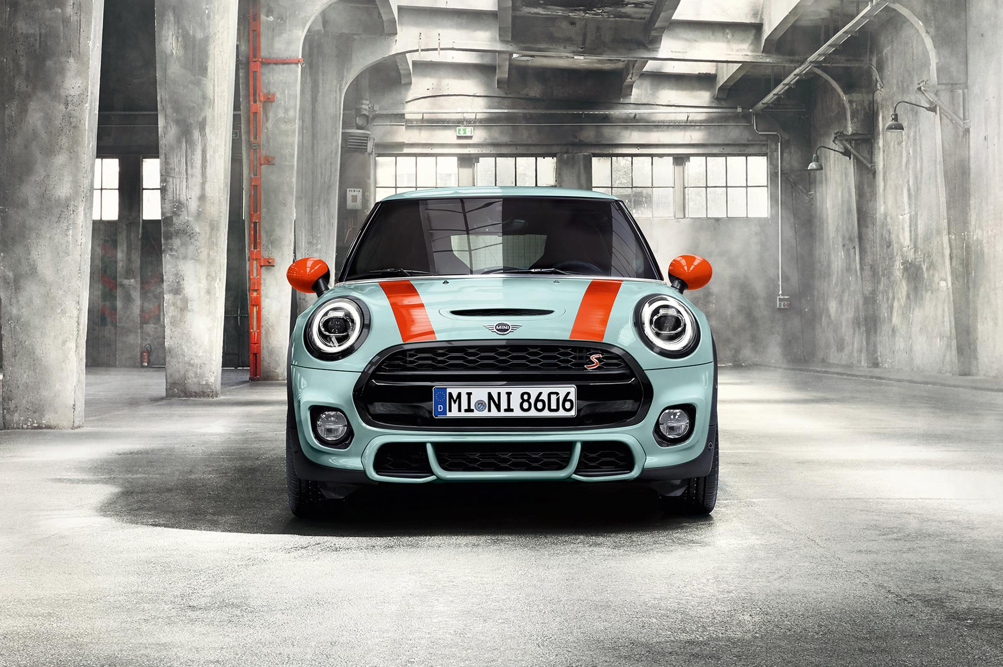 хэтч Mini Cooper S в версии Delaney Edition уподобился Porsche драйв
