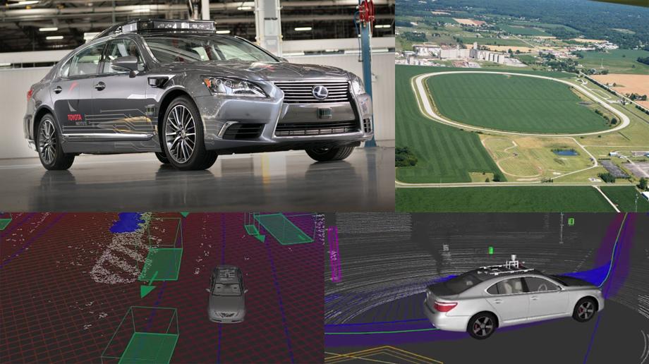 Тойота вложит $500 млн вUber для разработки беспилотных машин