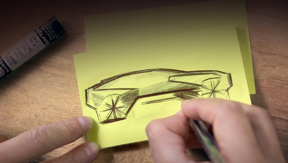 Bmw concept,Bmw vision inext. Все названия для батарейных SUV баварцы уже зарегистрировали. Вариант BMW iX3 использован, а «ай-нексту» как флагману полагается iX9.