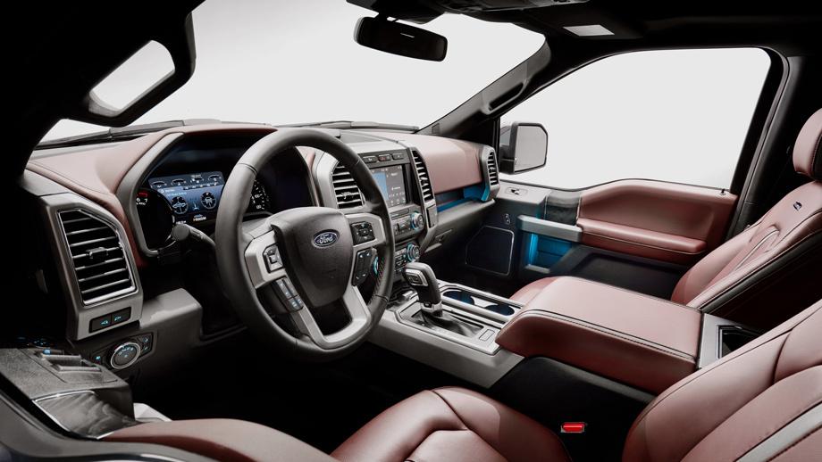Форд отзывает около 2 млн пикапов F-150
