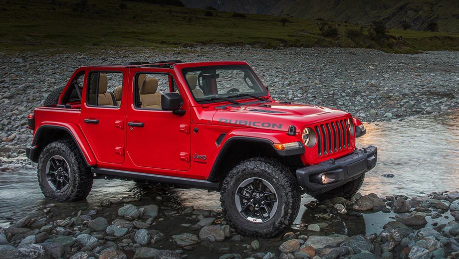 Jeep wrangler. Число агрегатов на Рэнглере будет постепенно увеличиваться, а венчать ассортимент должна гибридная система с зарядкой от розетки (на основе турбомотора 2.0).