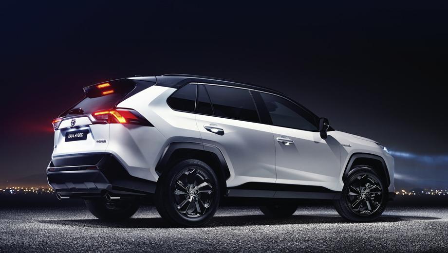 Toyota rav4. Мы в России можем не ждать RAV4 ранее 2019 года, гибрид маловероятен, а вот простые «атмосферники» покупатели примут на ура. Дизеля у данного поколения кроссовера нет, и вряд ли его поставят специально для нас.