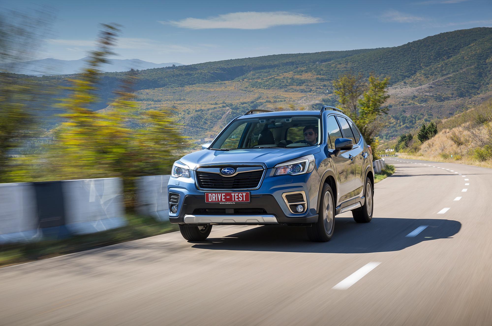 Спортивная версия купе Subaru будет не слишком быстрой