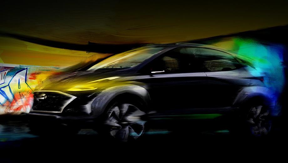 Hyundai saga,Hyundai saga ev. Над машиной работали спецы из североамериканского дизайн-центра Hyundai в Калифорнии при участии бразильской студии. Как и другие последние концепты, этот исполнен «чувственной спортивности».