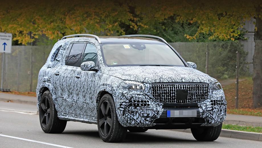 Mercedes cla,Mercedes gls. Простой GLS нового поколения должен дебютировать в следующем году, а черёд Майбаха (на фото) придёт, скорее всего, в 2020-м.