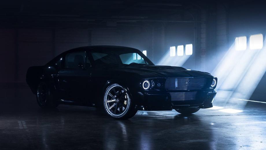 Электрический Форд Mustang запустят всерию