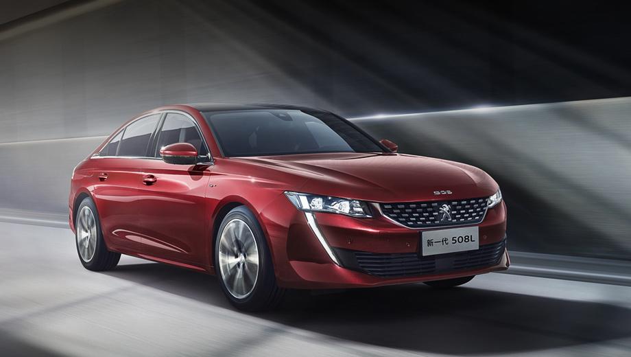 Peugeot 508,Peugeot 508l. Гендиректор Жан-Филипп Импарато заявил, что Peugeot 508L  «воплощает собой новый флагман бренда на приоритетном рынке». Китайским клиентам нужна «статусная» модель.