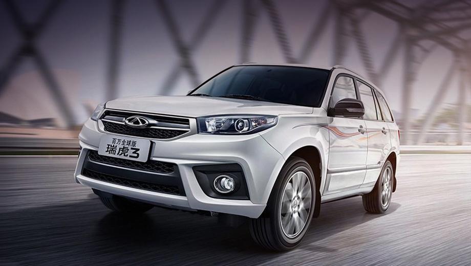 Chery tiggo 3. Модель Tiggo 3 в КНР производится на головном заводе Chery в провинции Аньхой. За 2017 год китайцы купили 80 319 экземпляров, сейчас расходится около 5000 машин в месяц.