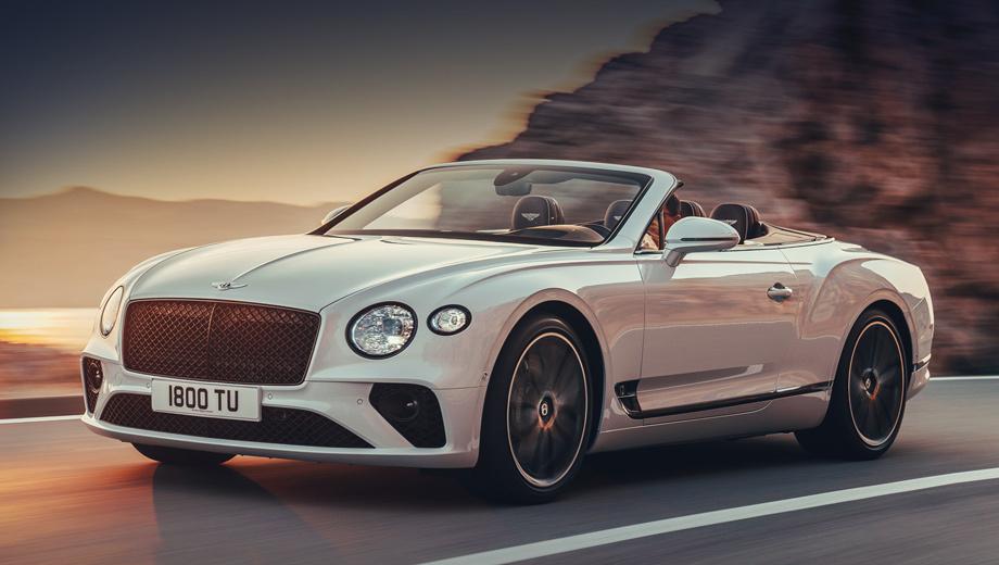 Bentley continental gt,Bentley continental gtc. Кузов стал на пять процентов жёстче, а вся двухдверка на 20% легче предшественницы (масса не указана). Комбинированный расход топлива по устаревшему циклу NEDC — 12,4 л/100 км, а по новому стандарту WLTP — 14 л. Выбросы CO2 — 317 и 284 г/км соответственно.