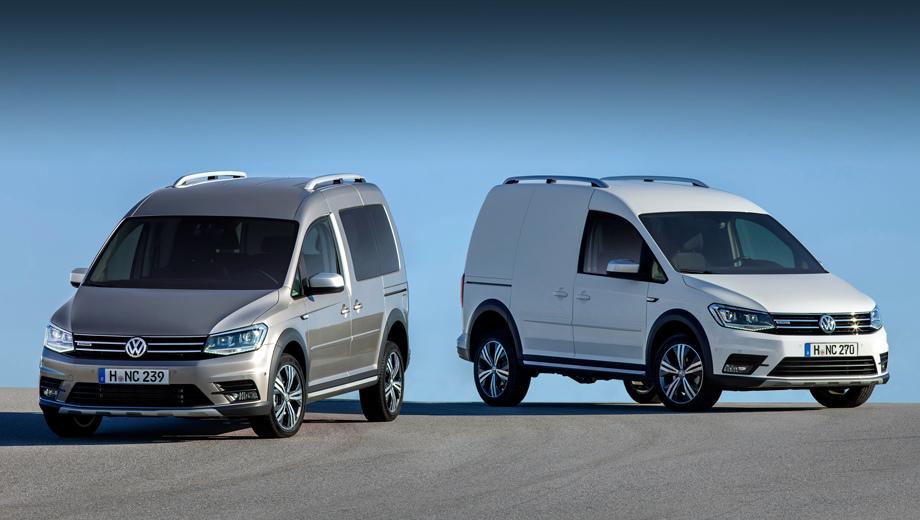 Volkswagen caddy. Предварительный заказ на Caddy с одним из новых моторов можно будет сделать уже этом месяце, но прайс-лист производитель ещё не выкладывал.