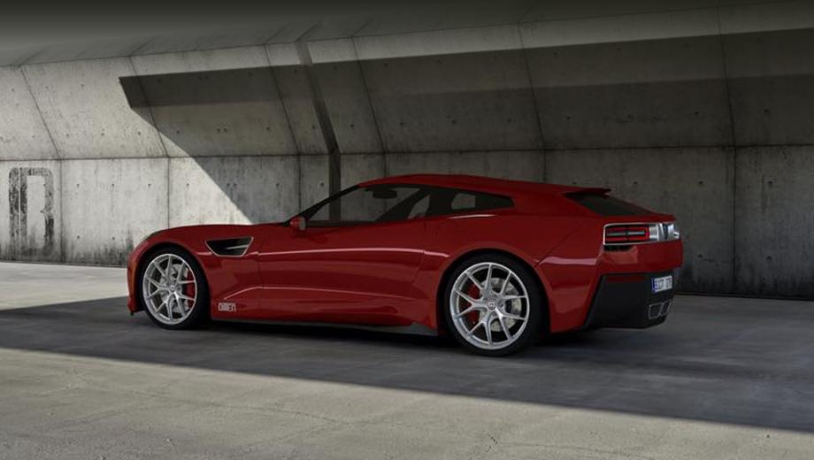 Chevrolet corvette,Chevrolet bitter  corvette. Авторы проекта ничего не сказали о цене универсала, однако с учётом стоимости исходного Корвета даже в базовом варианте вряд ли сумма будет ниже $100 000.