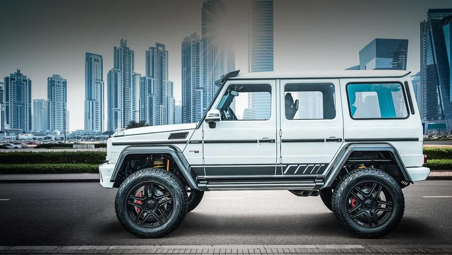 Mercedes g,Mercedes g amg. Цена раритетной машины начинается с 209 000 евро (15,7 млн рублей) без учёта налогов. И это ещё по-божески. Предыдущий вариант такого же Гелика стоил 292 385 евро (22 млн). Заметим, что новый Mercedes-AMG G 63 уже побывал в стенах Брабуса.